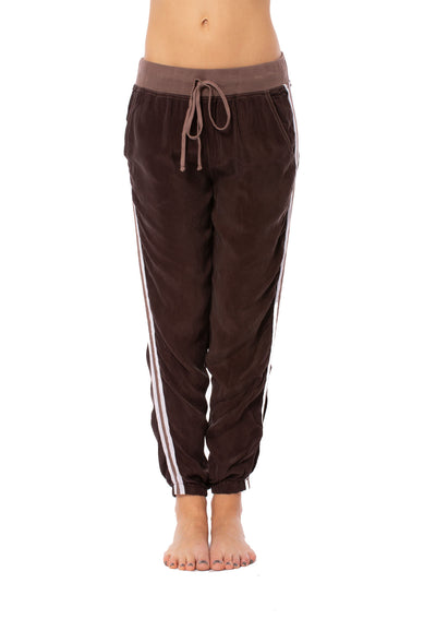 Hard Tail Forever - Bemberg Speed Racer Sweats (BEM-71, Mocha) alt view 9