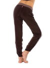 Hard Tail Forever - Bemberg Speed Racer Sweats (BEM-71, Mocha) alt view 2