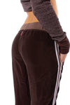 Hard Tail Forever - Bemberg Speed Racer Sweats (BEM-71, Mocha) alt view 3