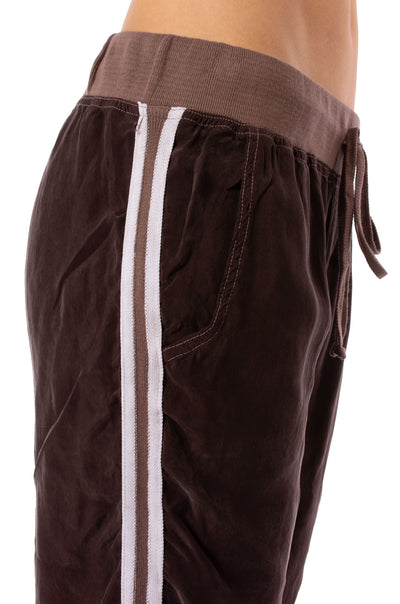 Hard Tail Forever - Bemberg Speed Racer Sweats (BEM-71, Mocha) alt view 4