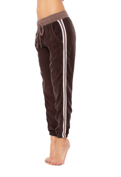 Hard Tail Forever - Bemberg Speed Racer Sweats (BEM-71, Mocha) alt view 8