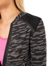 Urban Savage - Taronga Jacket (US116F17, Black/Gray Camo) alt view 3