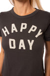 Chaser - Happy Day Vintage Black T (CW7393-CHA4486, Vintage Black) alt view 4