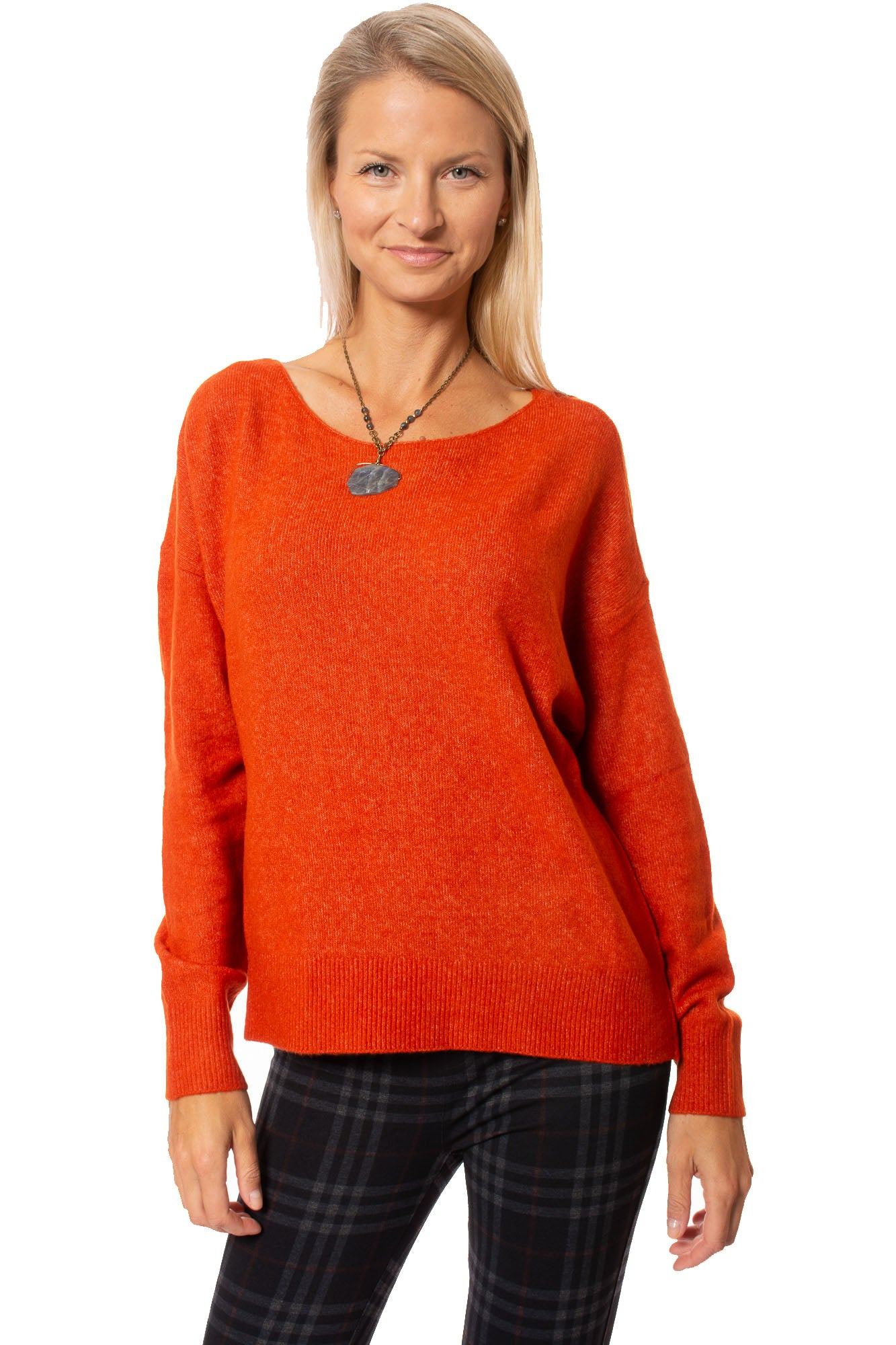 Sanctuary - Chill Out Sweater (CW0596MC5, Agate)