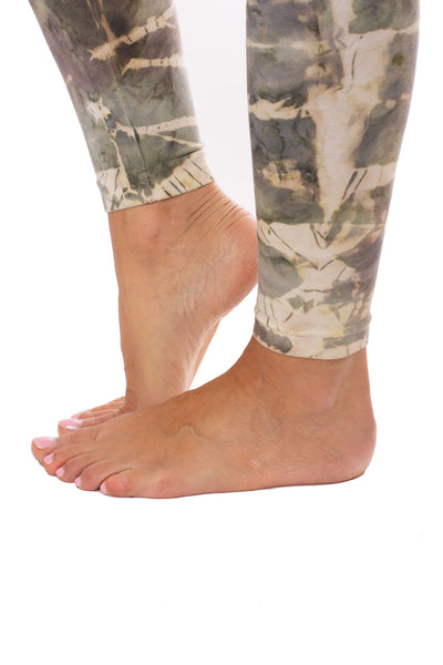 Hard Tail Forever - High Rise Ankle Legging Tie-Dye Stw1 (W-566, Tie-Dye STW1) alt view 5