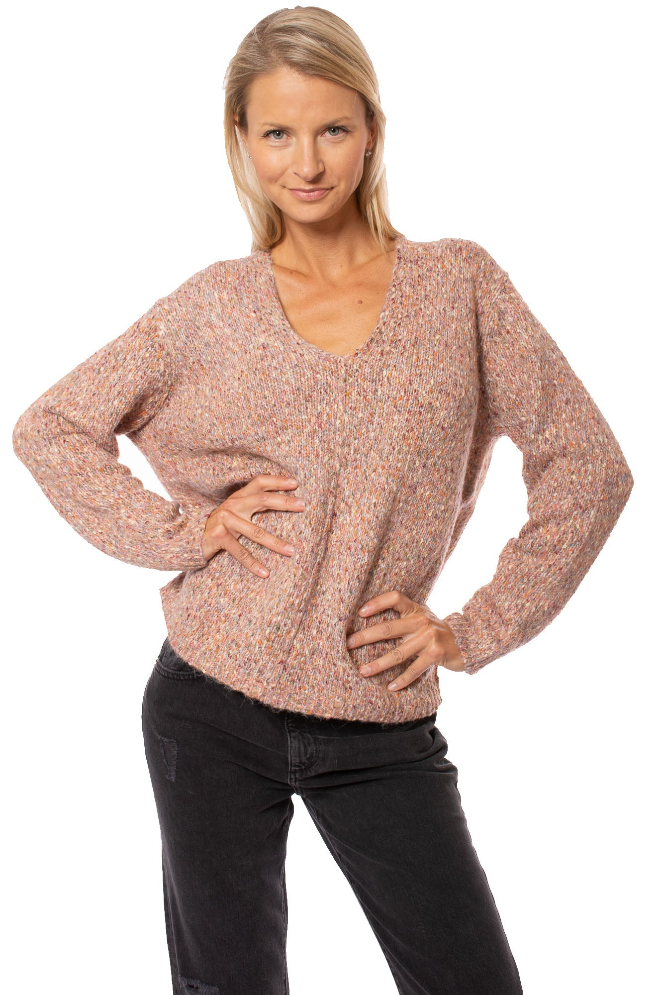 Heartland - Ace Sweater (196593A, Rouge)