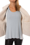 Tart Collections - Dania Vest (T90960, Sheepskin) alt view 5
