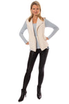 Tart Collections - Dania Vest (T90960, Sheepskin) alt view 7