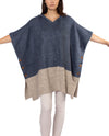 Kingston Poncho (Style M3397, Jean & Gray) by Kerisma alt view 1