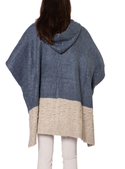 Kingston Poncho (Style M3397, Jean & Gray) by Kerisma alt view 3