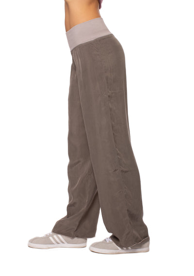 Hard Tail Forever - Cupra Flat Waist Pants (BEM-27, Nickel) alt view 2