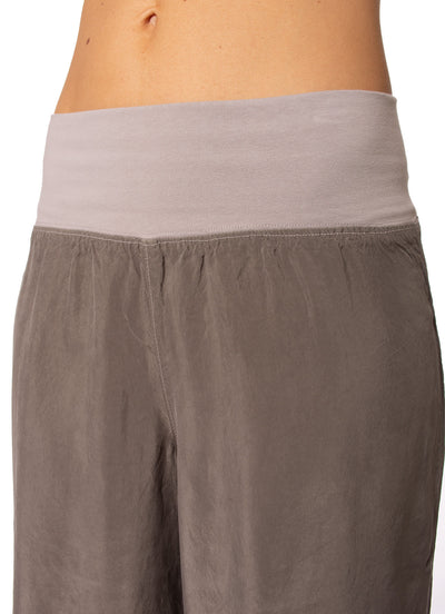 Hard Tail Forever - Cupra Flat Waist Pants (BEM-27, Nickel) alt view 5