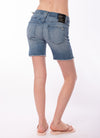 Black Orchid - Harper Boy Short (BO955VDO, Denim) alt view 2