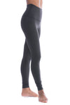 Take Me Higher Long Legging (Style SP3027, Black) by Beyond Yoga alt view 3