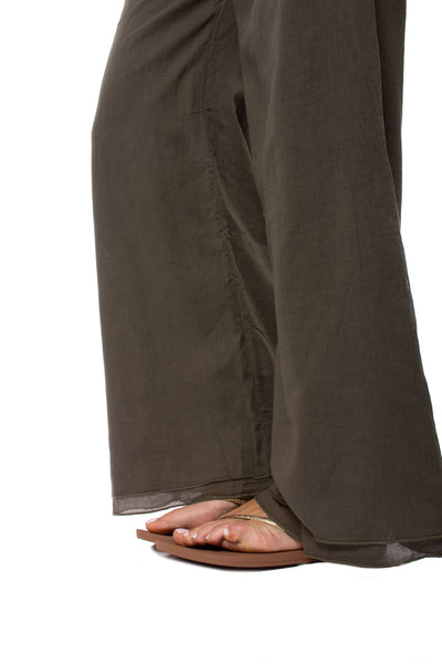 Hard Tail Forever - Double Layered Voile Pant (VL-29, Olive) alt view 8