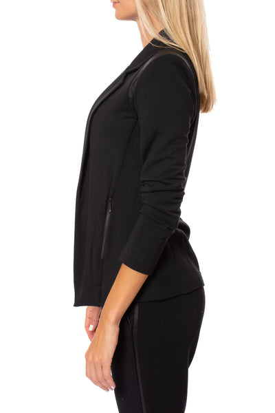 Tart Collections - Carmella Blazer (T90938, Black) alt view 1
