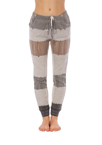 Hard Tail Forever - French Terry Patch Pocket Jogger Pant (HSFT-04, Tie-Dye AND4)