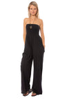 Bobi - Wide Leg Jumper (519-26273, Black)