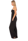 Bobi - Wide Leg Jumper (519-26273, Black) alt view 1