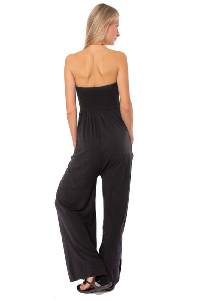 Bobi - Wide Leg Jumper (519-26273, Black) alt view 2