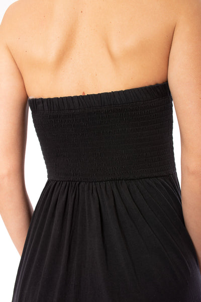 Bobi - Wide Leg Jumper (519-26273, Black) alt view 3