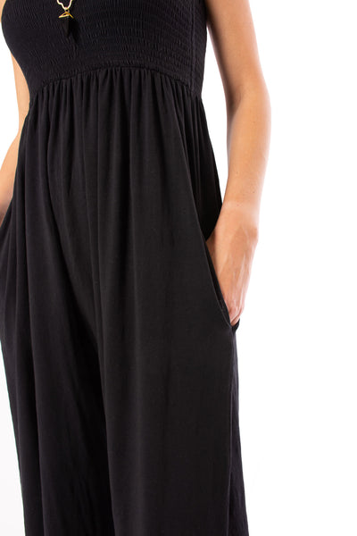 Bobi - Wide Leg Jumper (519-26273, Black) alt view 4