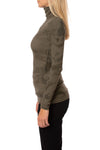 Hard Tail Forever - Thermal Long Sleeve Turtle (TH-35, Thermal Olive Camo) alt view 1