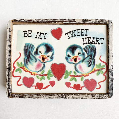 Tweet Heart Valentine