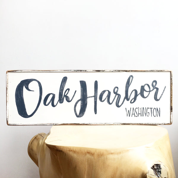 Oak Harbor Painting