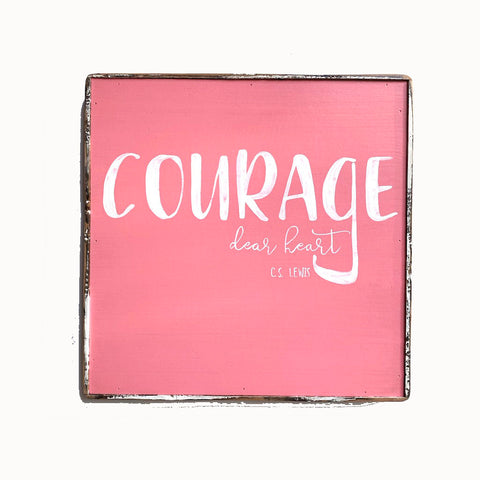 Courage, Dear Heart ♡