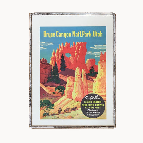 Bryce Canyon National Park Framed Print