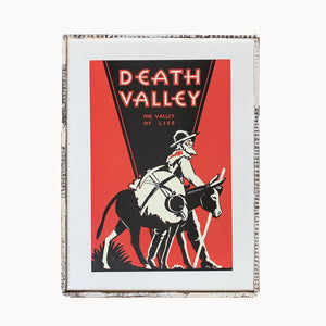 Death Valley National Park Framed Print