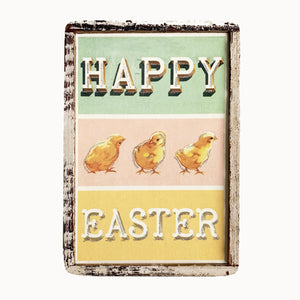 Happy Easter- Vertical
