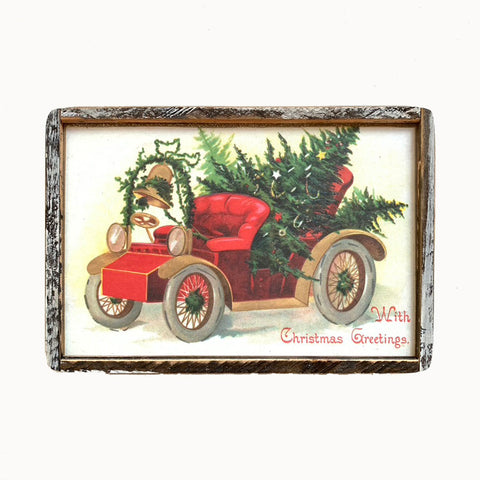 Littlest Old Time Christmas Auto