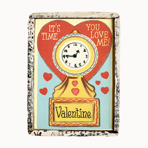 Time for Love Valentine