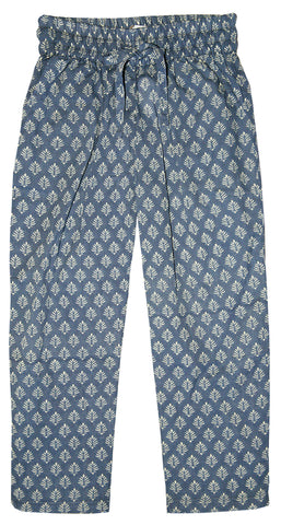 Chasing Waves Pant-Blue