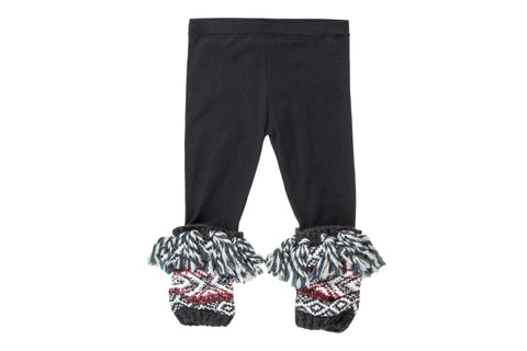 Tribes Jacquard Leggings