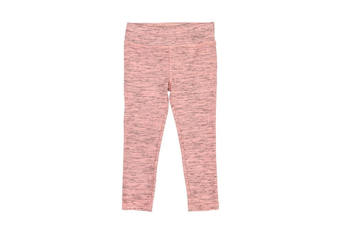 Salt & Pepper Legging-Blush