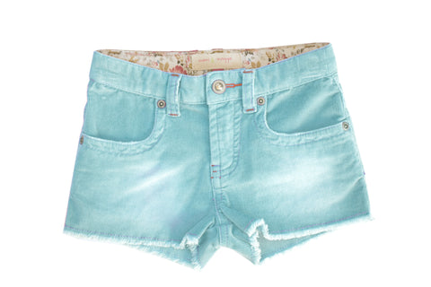 Chelsea Summer Shorts-Blue