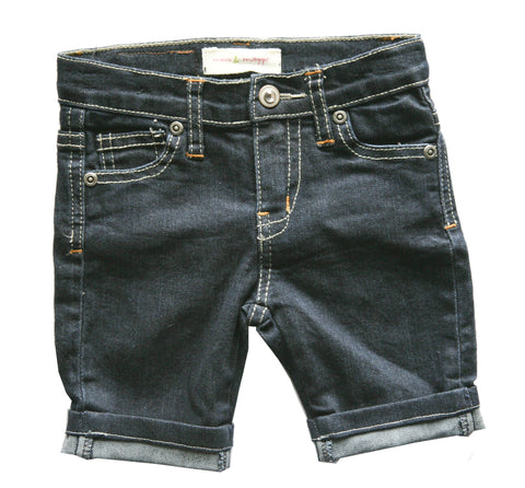 Hayley Denim Short