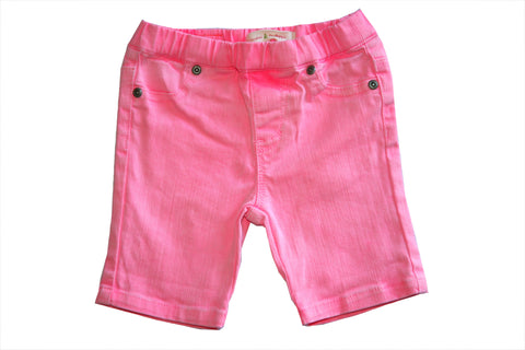 Weather Washed Short-Pink