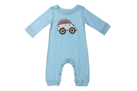 Beetle Car Romper