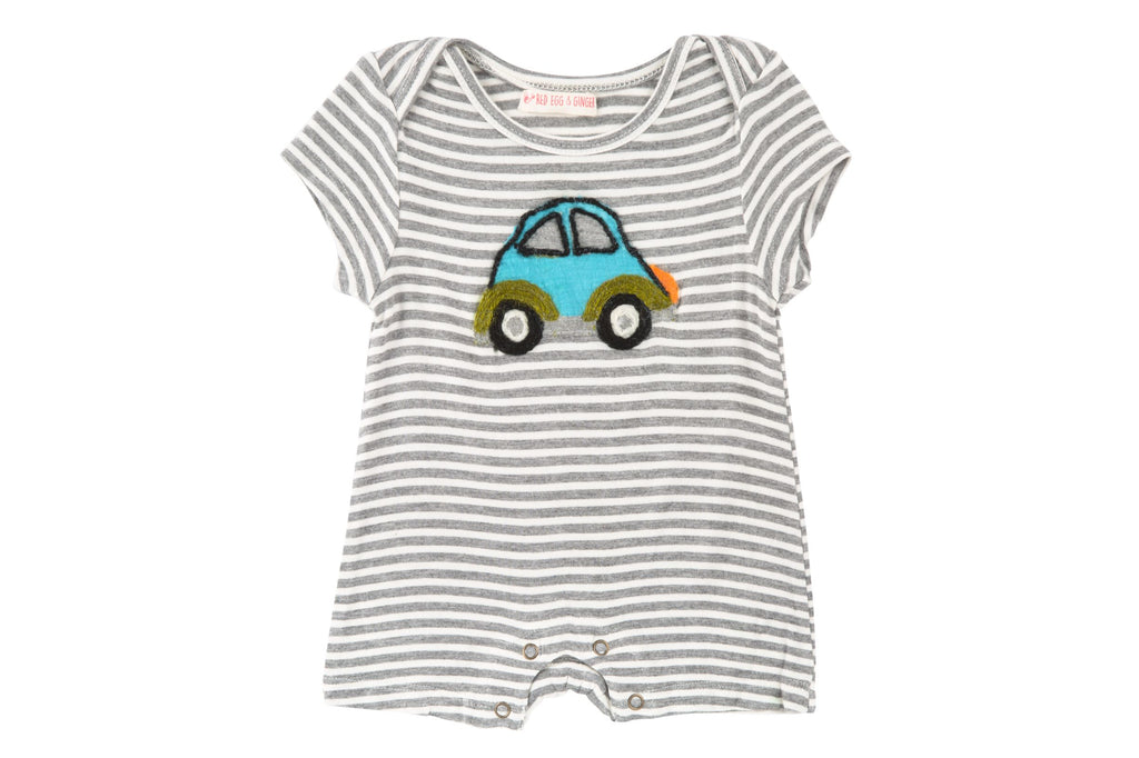 Beetle Car Stripe