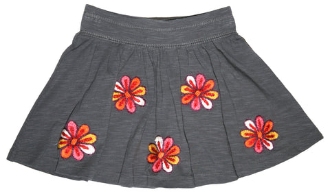 Pop Flowers Skirt