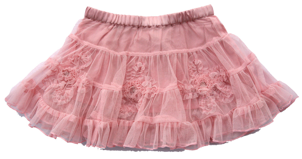 Twirling Dancer Skirt - Pink