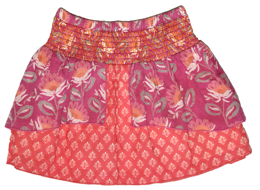 Beach Camp Skirt-Fus