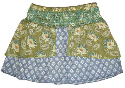 Beach Camp Skirt-Tur