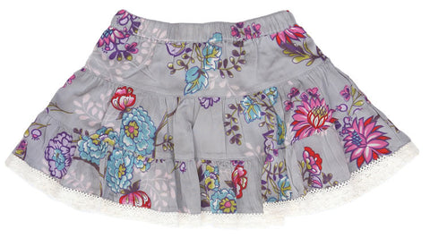 Forest Flowers Skirt