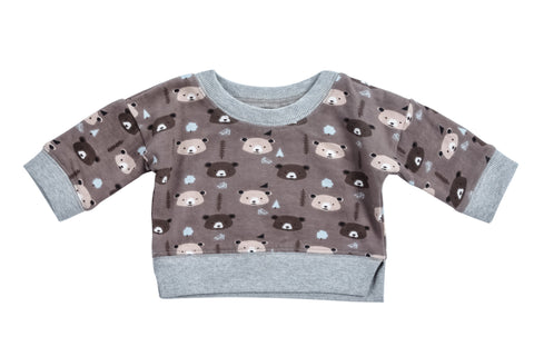 Bear in the Forest Sweatshirt