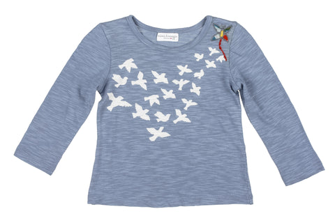 Flock of Birds Tee